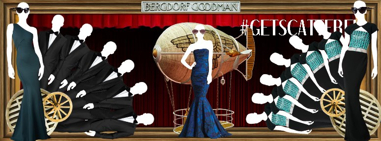 Scatter My Ashes at Bergdorf's, Game of Gatsby, NYC