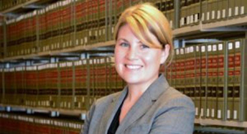 Headshot Of Sarah Hooper