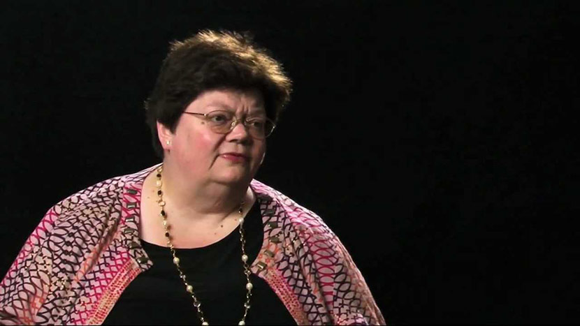 Headshot Of Mary Lynn McPherson