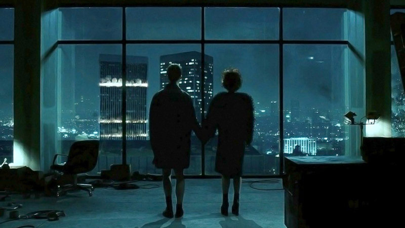 Video Still From The End Of Fight Club