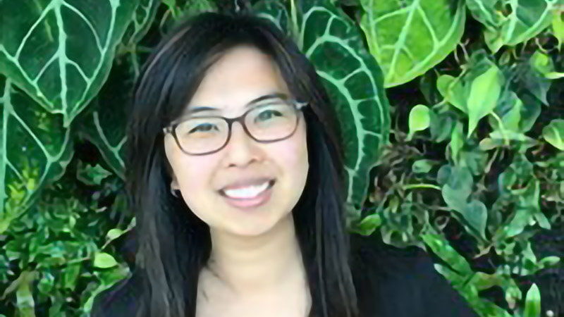 Headshot Of Vicky Tang
