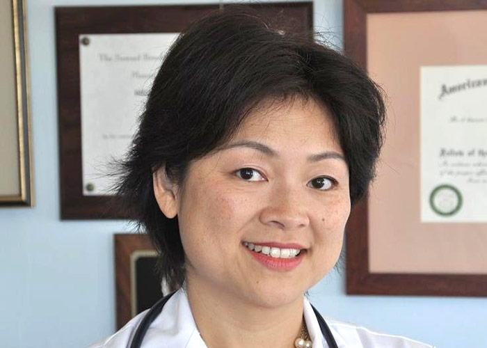 Headshot Of Cynthia Pan