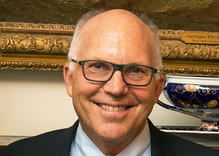 Headshot Of Robert Truog