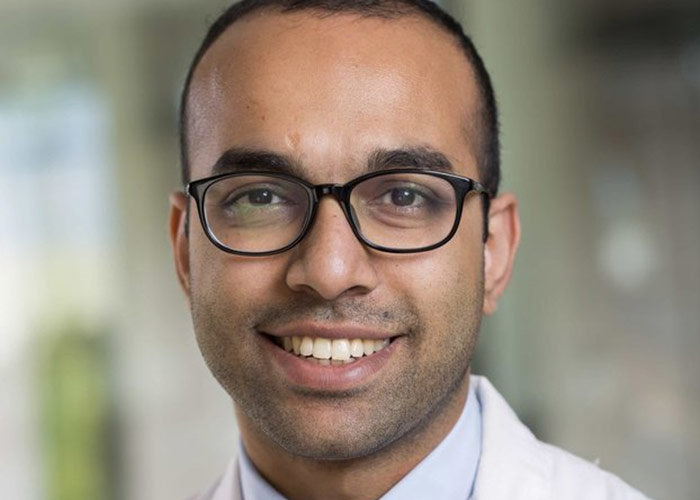 Headshot Of Haider Warraich