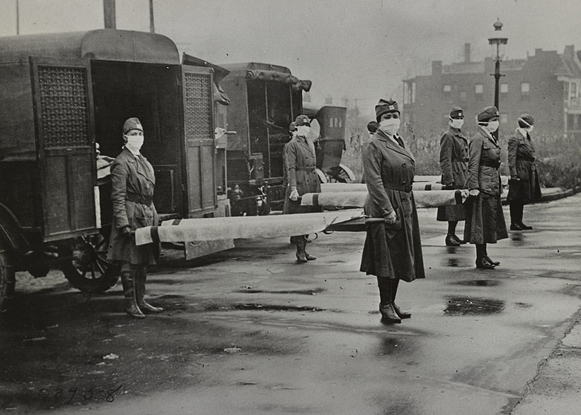 St. Louis Red Cross Motor Corps