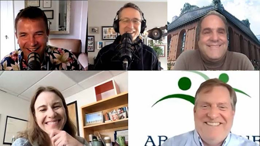 Screen Shot Of GeriPal Podcast Guests