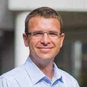 Headshot Of Eric Widera
