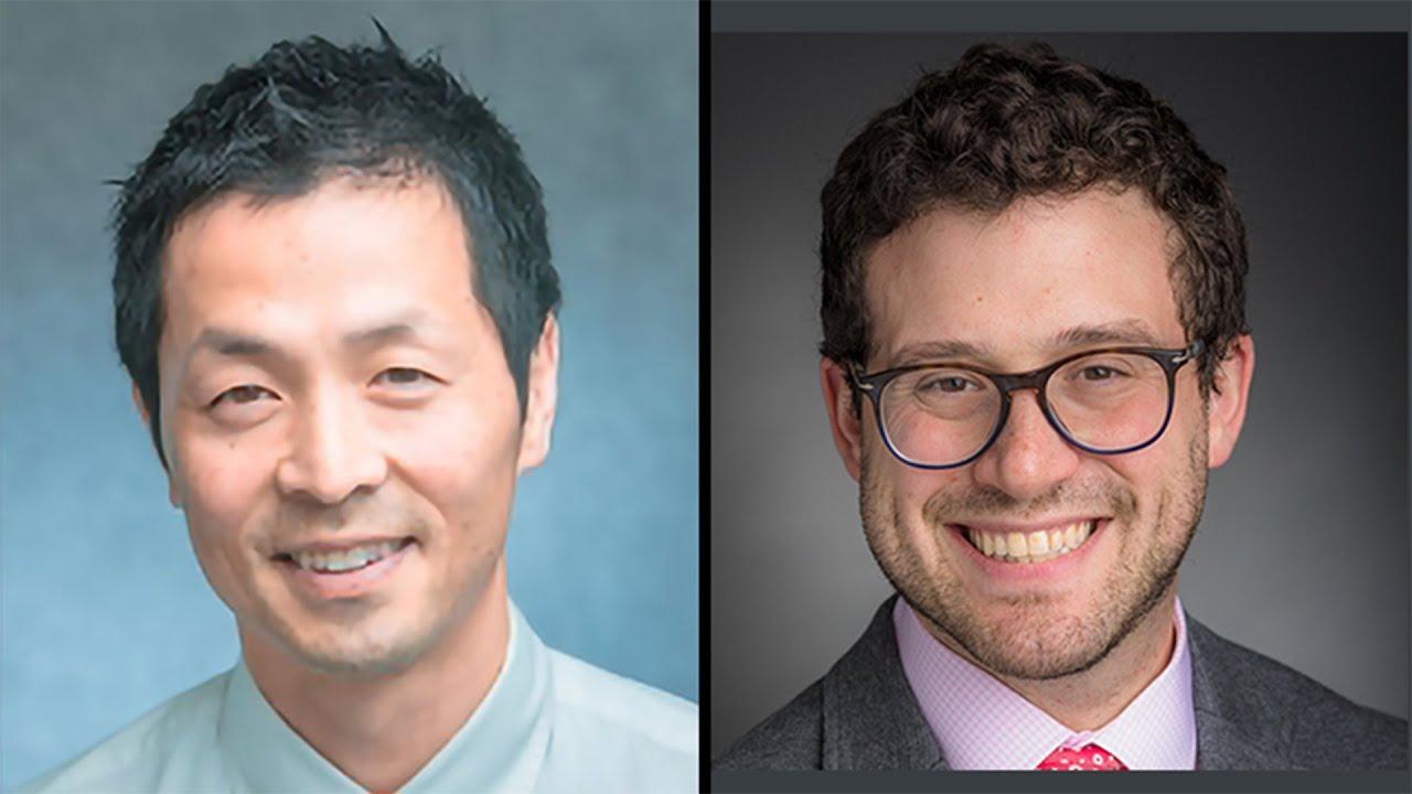 Headshot Of Dong Chang And Richard Leiter